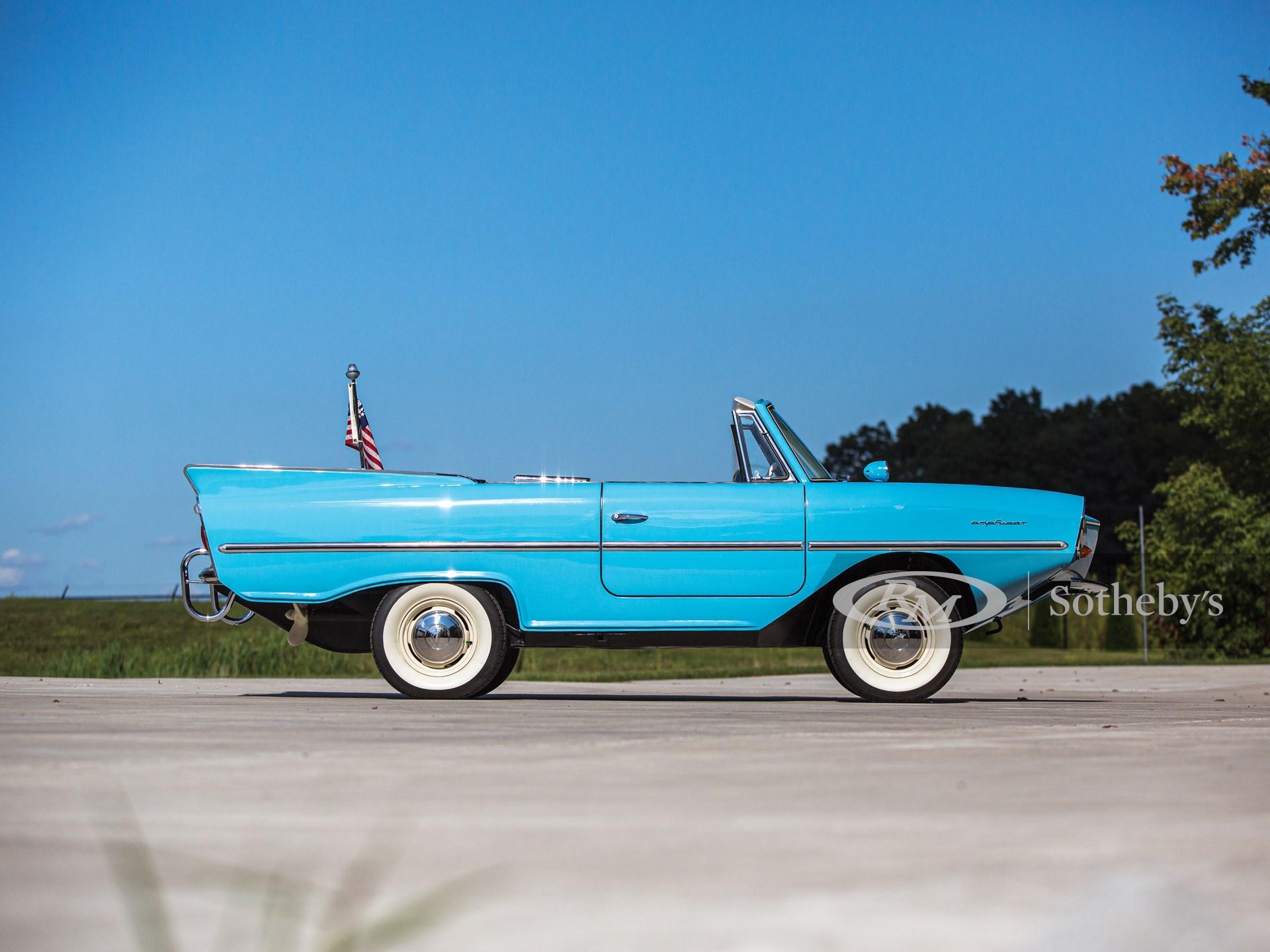 1966 Amphicar 770  -
