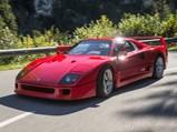 1990 Ferrari F40  - $