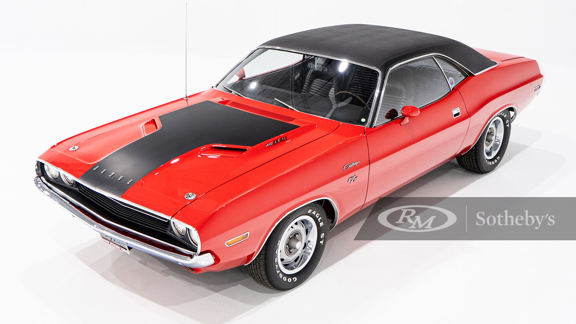 1970 Dodge Challenger R/T available at RM Sotheby's Online Only Open Roads April Auction 2021