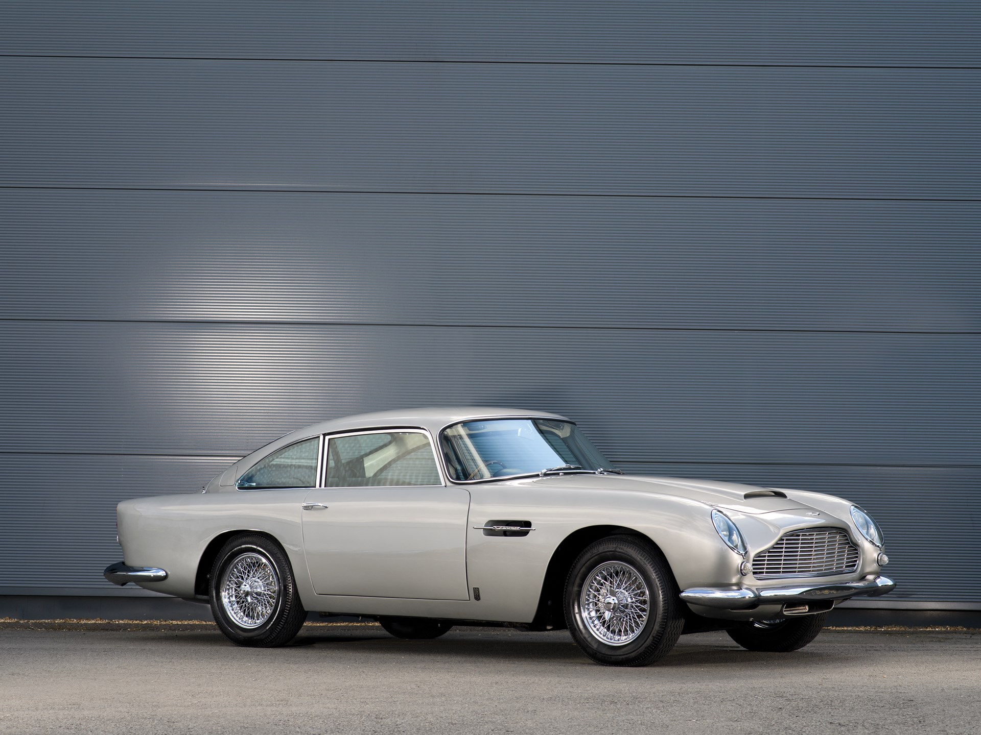 rm sotheby's - 1964 aston martin db5 'vantage specification