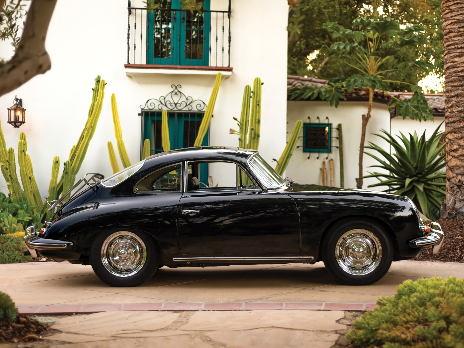 1963 Porsche 356 B 1600 'Sunroof' Coupe by Reutter