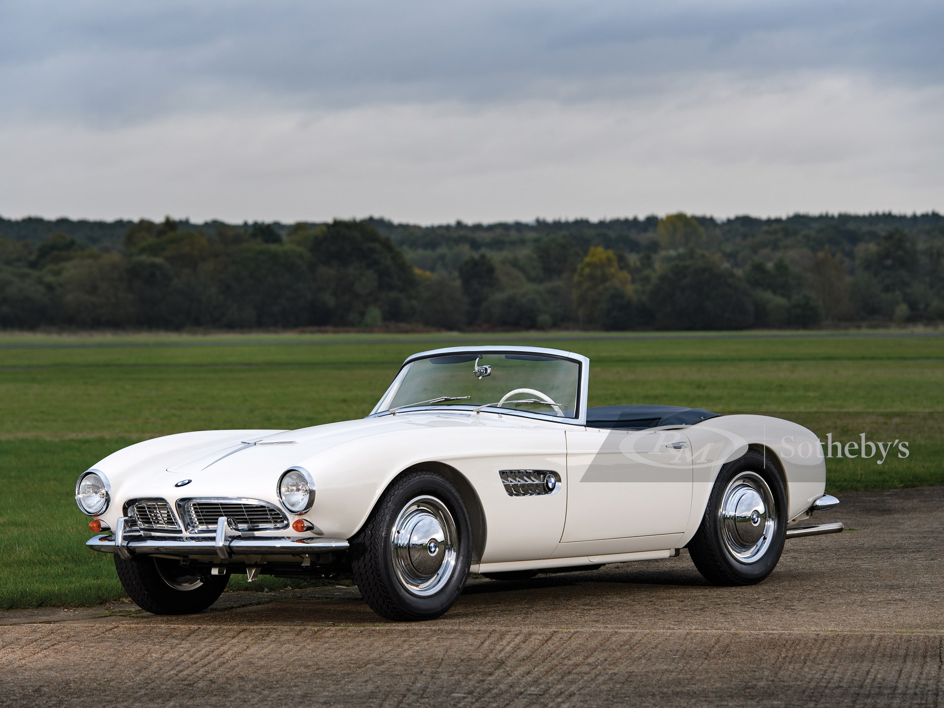 1958 BMW 507 Roadster Series II  -