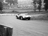 1954 Jaguar D-Type Works  - $OKV2 at Prescott in September of 1958.