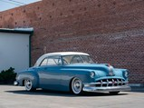 1950 Pontiac Coupe Custom  - $