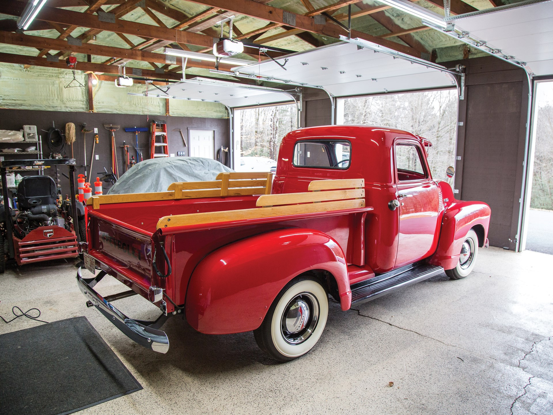 Chevrolet 1949 Truck All About Chevy Vin Decoder Rm Sotheby S 3100 Pickup Fort Lauderdale 2018