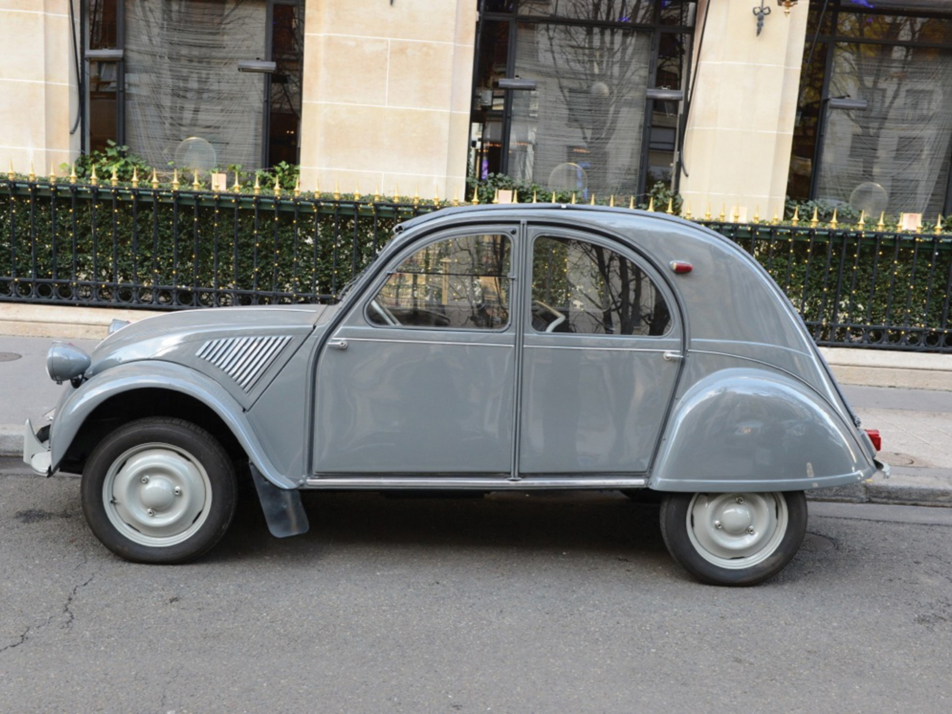 RM Sotheby's - 1957 Citroën 2CV | Paris 2019