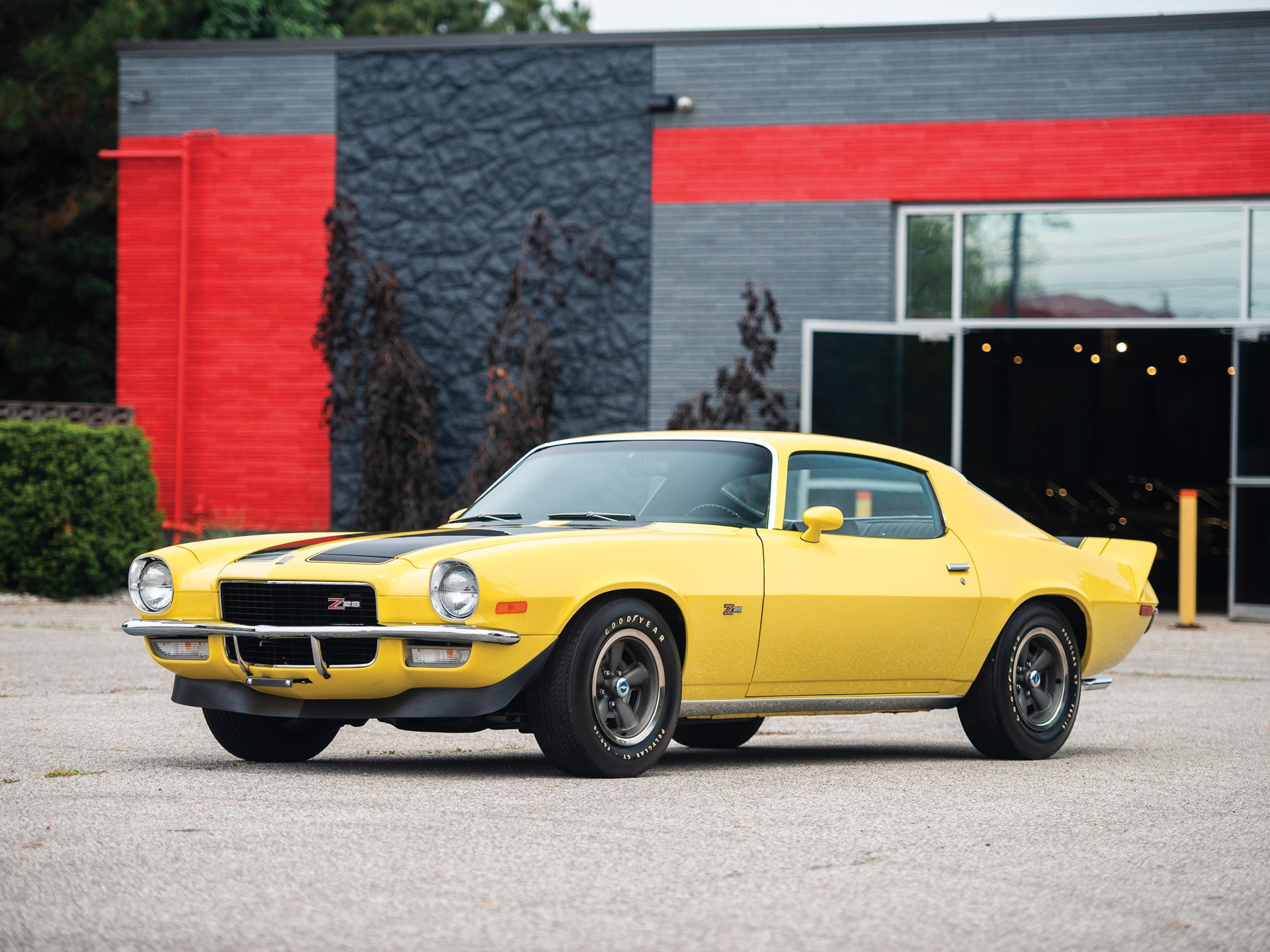 rm sotheby 39 s 1970 chevrolet camaro z28 coupe auburn. Black Bedroom Furniture Sets. Home Design Ideas