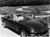 1965 Ferrari 275 GTS by Pininfarina - $Chassis number 8015 when new in Morocco in 1966 with the family of Prince Abdallah Moulay of Morocco.