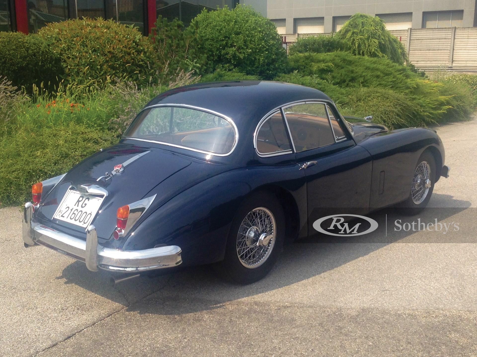1960 Jaguar XK 150 3.4 Fixed Head Coupé  -