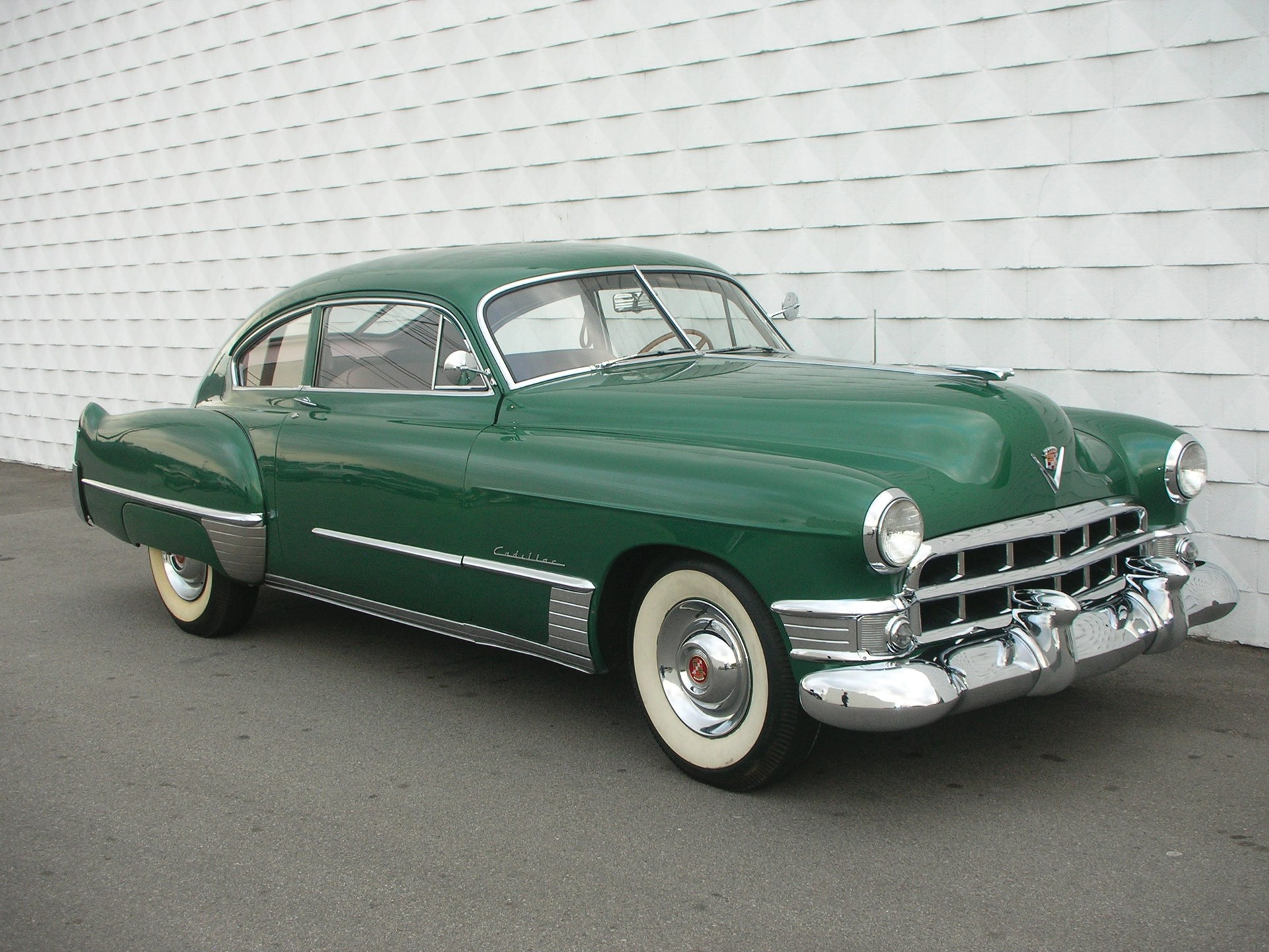 RM Sotheby's - 1949 Cadillac Series 62 Club Coupe ...