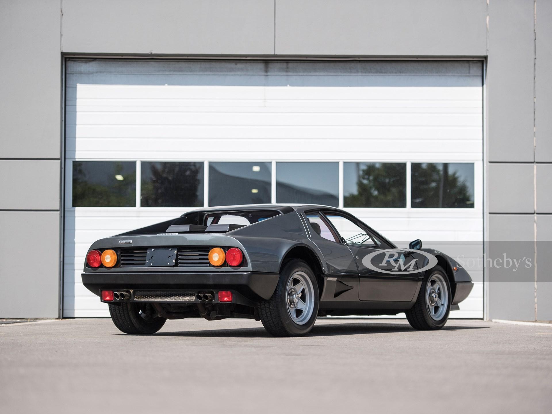 1984 Ferrari 512 BBi  -