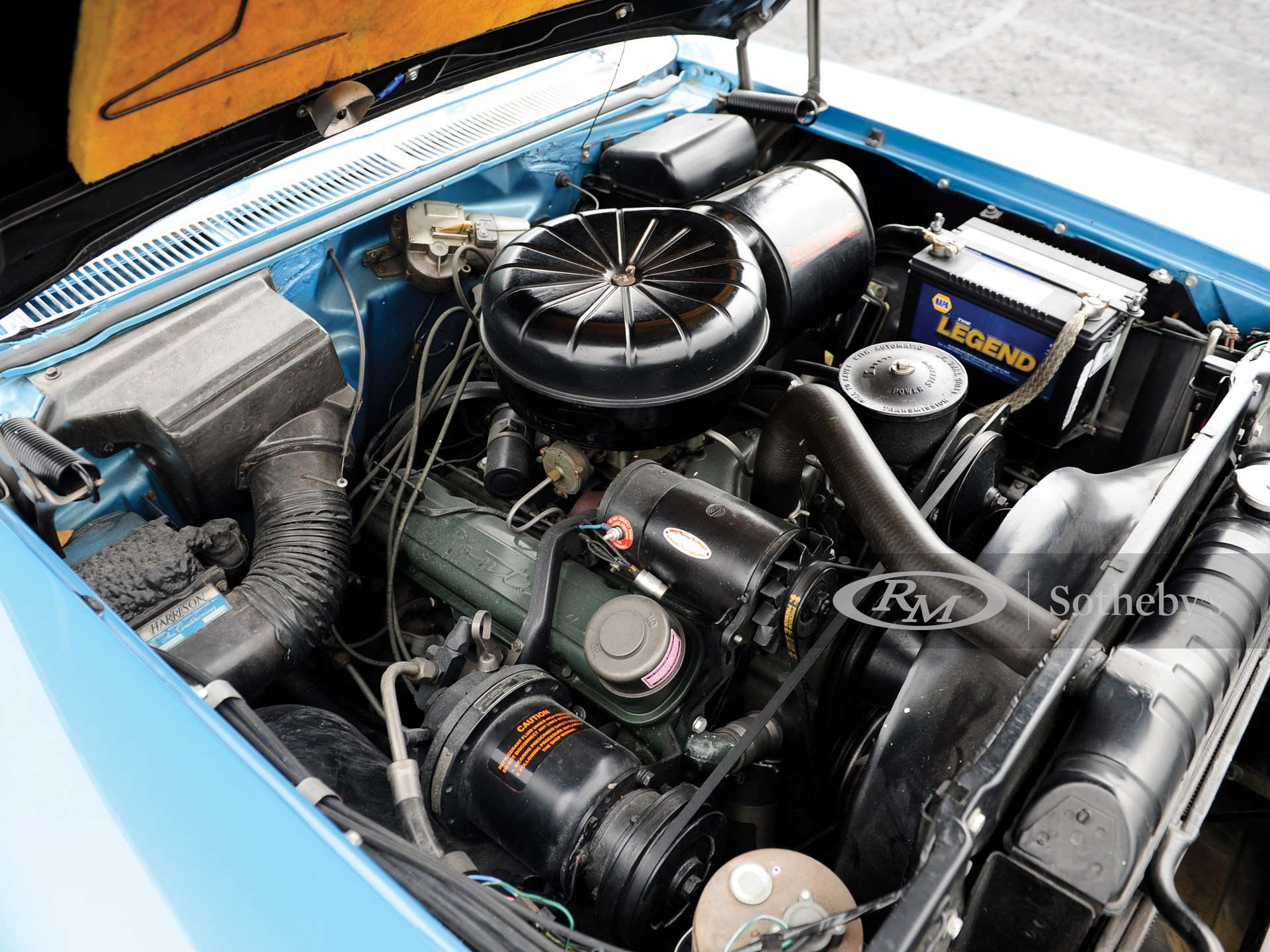 1957 Pontiac Star Chief Convertible  -