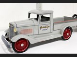 """Midget """"Speed Age Special"""" Tether Car with Truck and Trailer, ca. 1940s - $"""