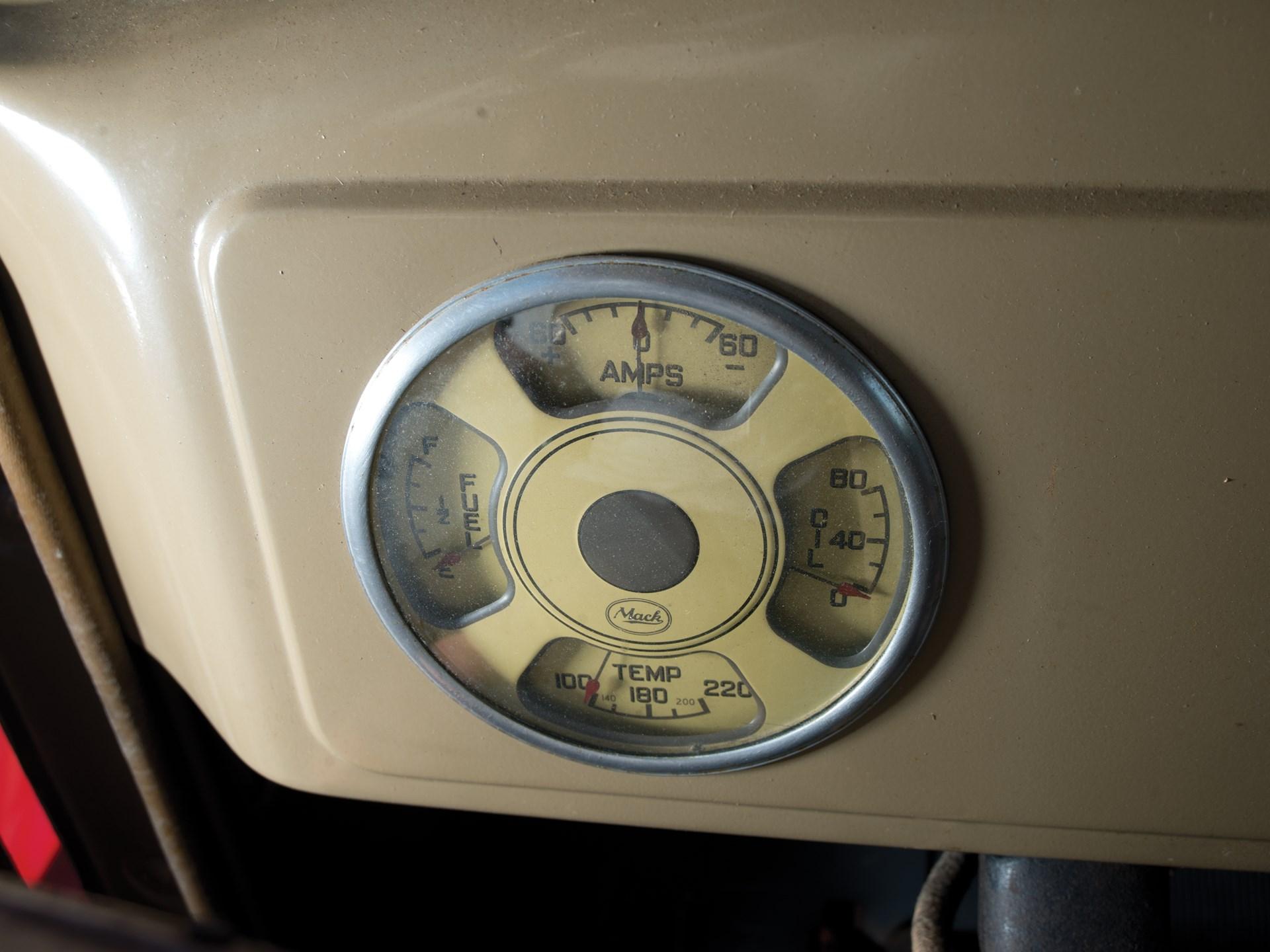 RM Sotheby's - 1948 Mack EFX Dump Truck | Hershey 2014