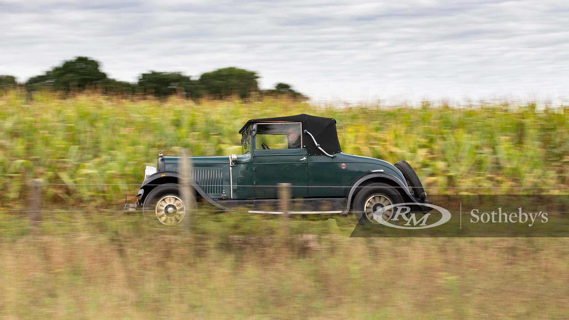 RM Sotheby's London 2020, Online Only Auction, Blog, 1928 Chrysler Model 72 Roadster