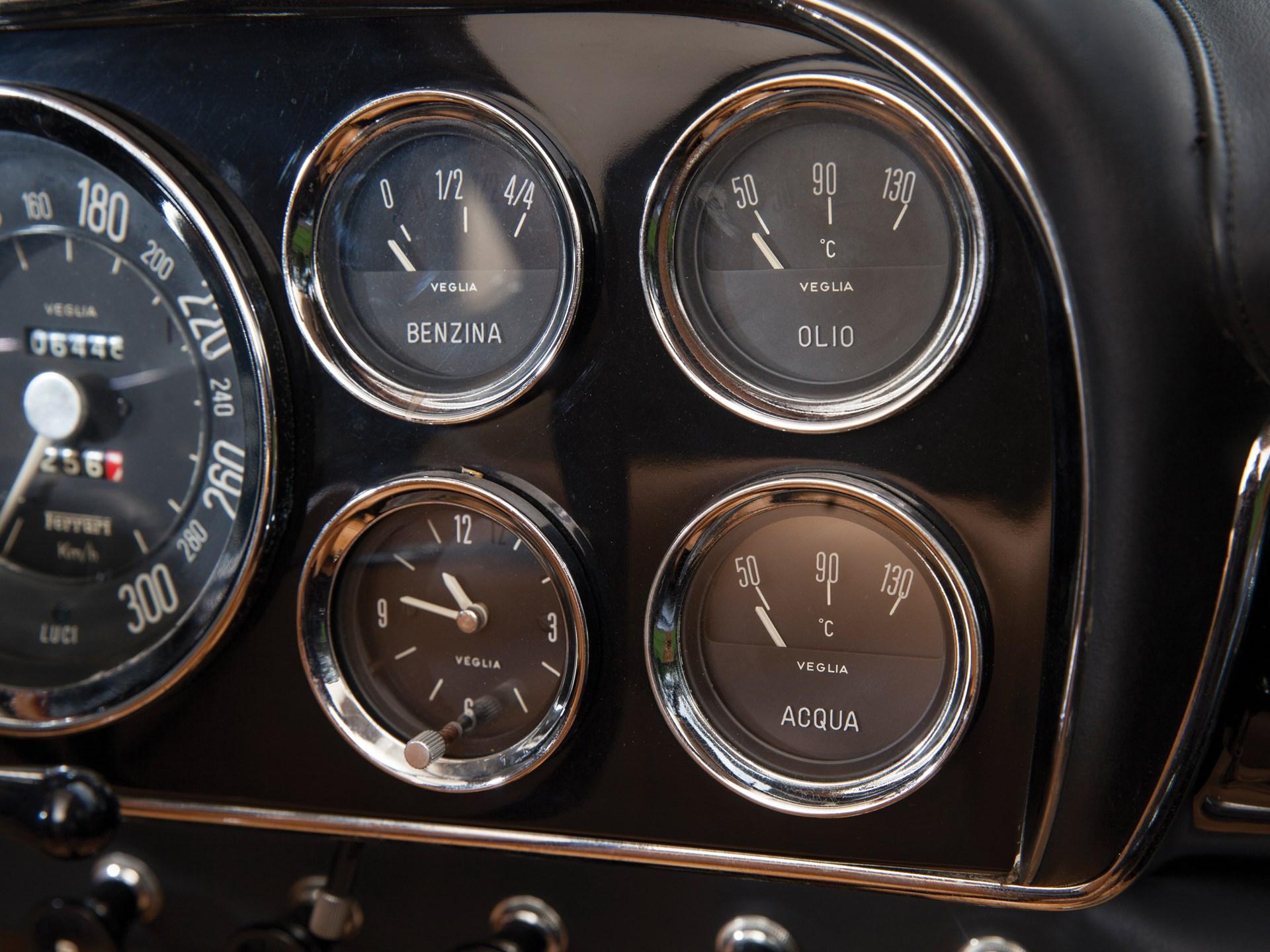 1960 Ferrari 250 GT Coupé by Pinin Farina