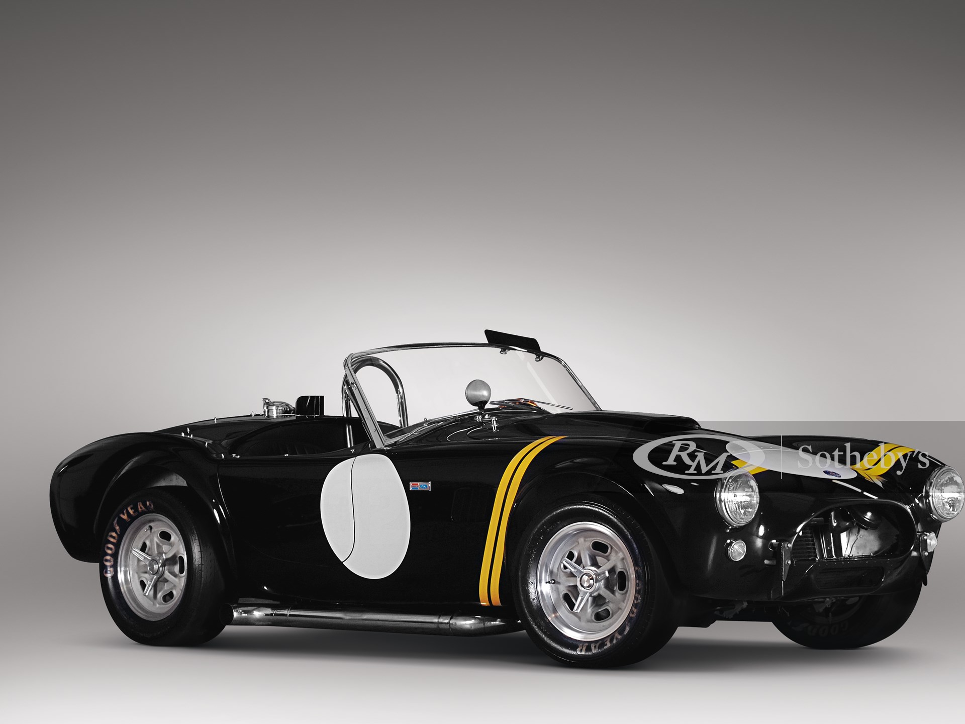 1962 Shelby 'Factory Competition-Specification' Cobra