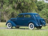 1936 Ford DeLuxe Trunk-Back Tudor Sedan  - $