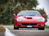 2000 Ferrari 550 Maranello WSR  - $