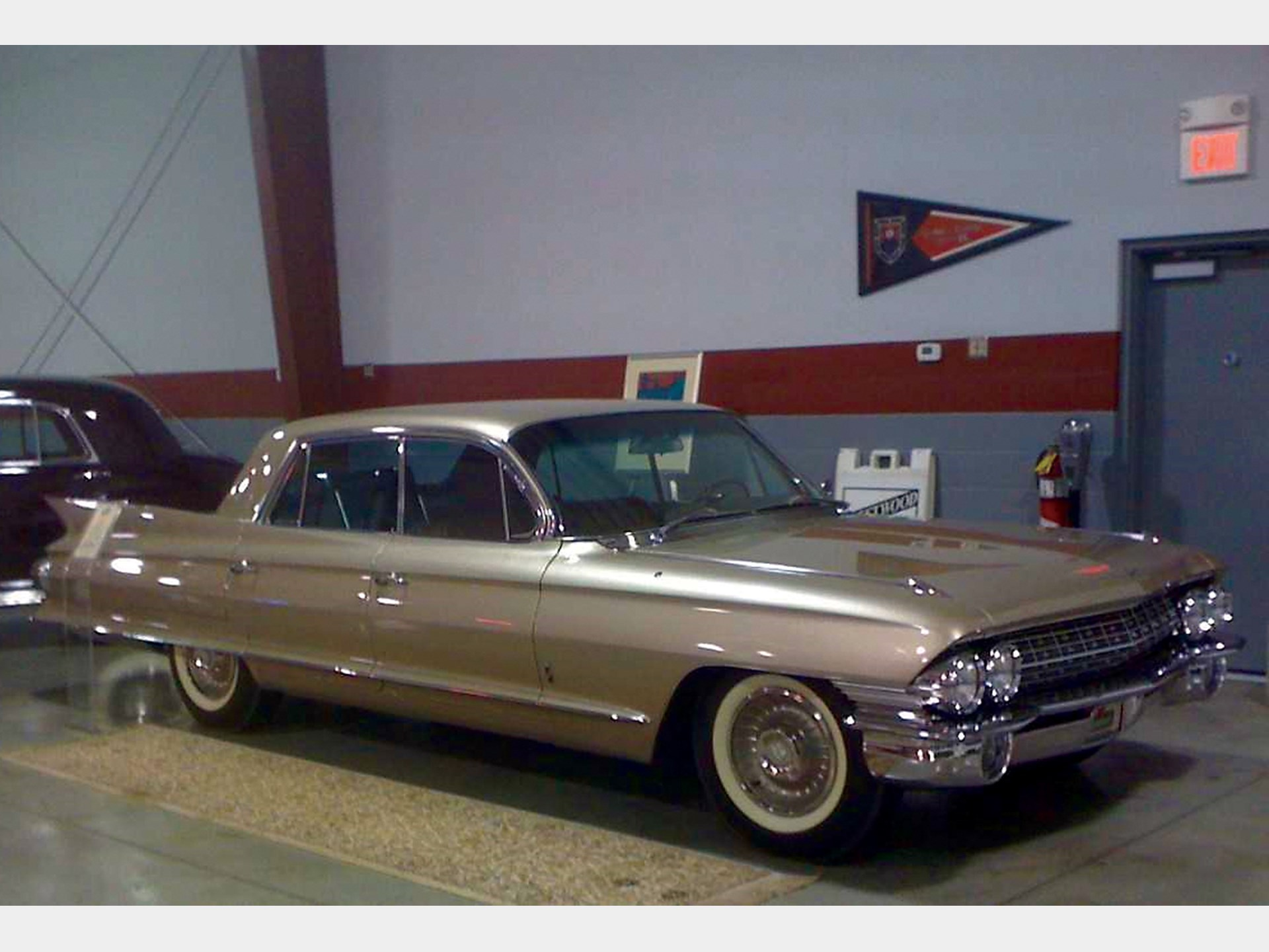RM Sotheby's - 1961 Cadillac Series Sixty Special Sedan by ...