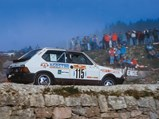 1983 Fiat Ritmo Abarth 130 TC Group A  - $At the 1987 Rally Asiago.