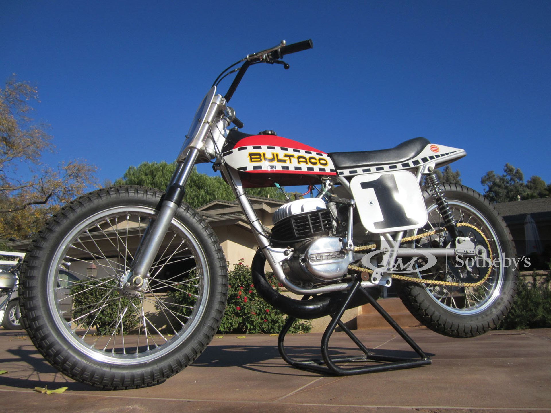 1976 Bultaco Astro