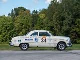 1950 Ford Custom Club Coupe Rally Car  - $