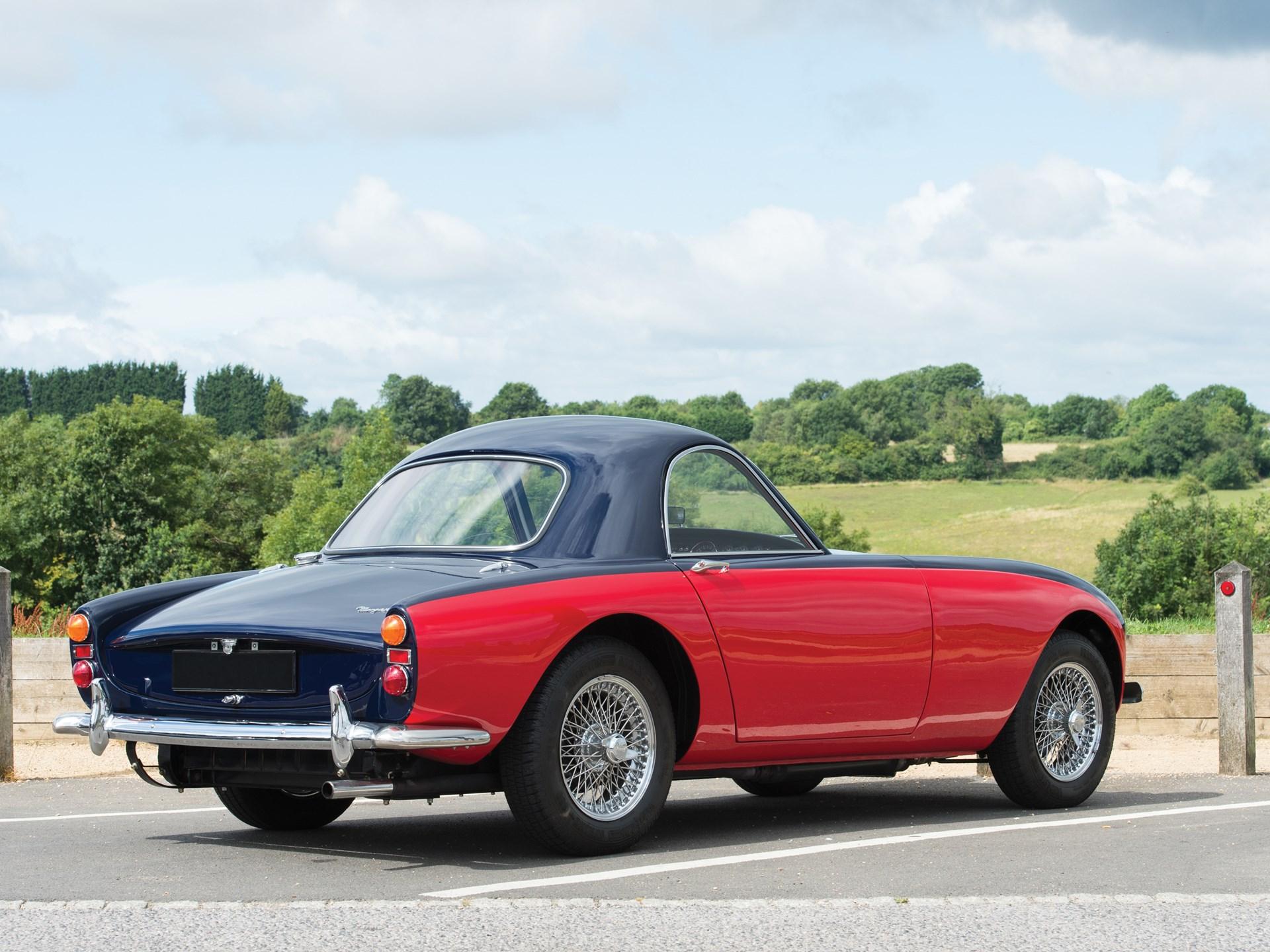 1964 Morgan Plus 4 Plus