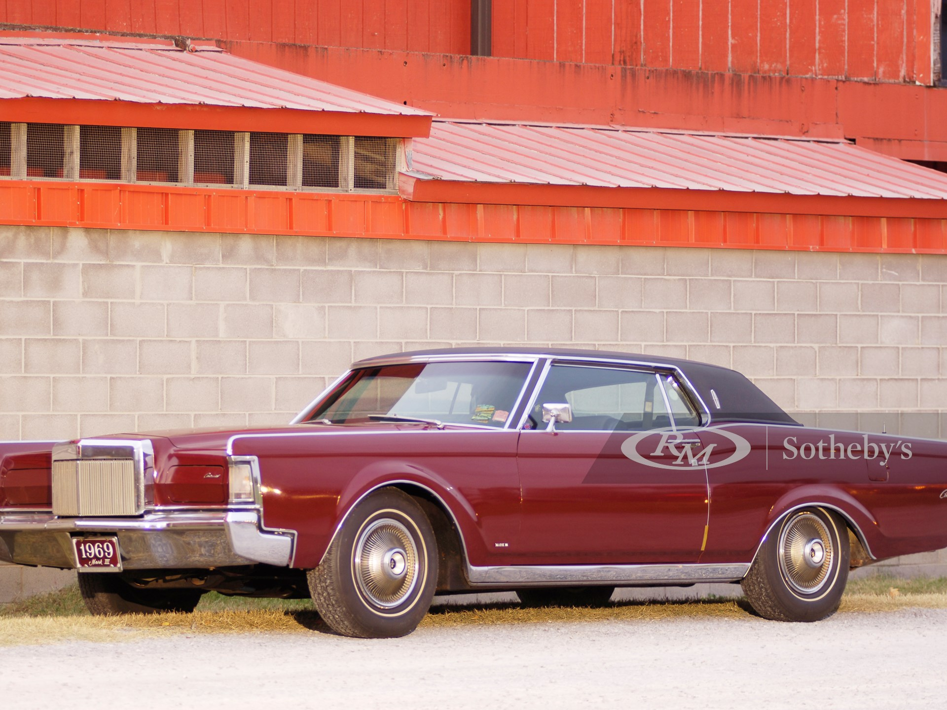 1969 Lincoln MK III Coupe  -