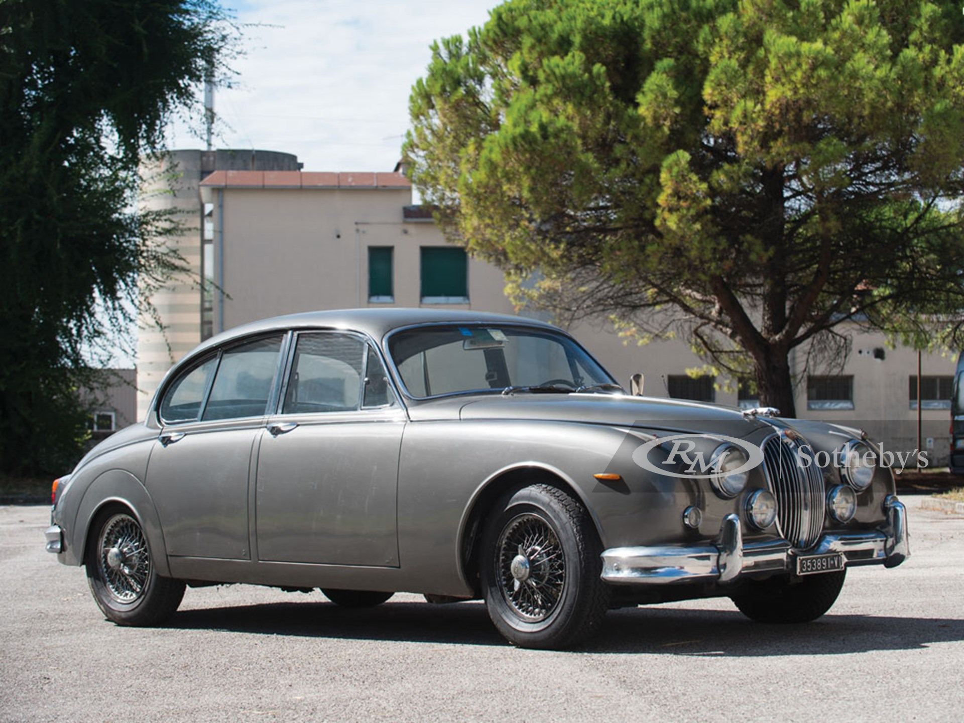 1962 Jaguar Mark II 3.8 | Duemila Ruote 2016 | RM Auctions