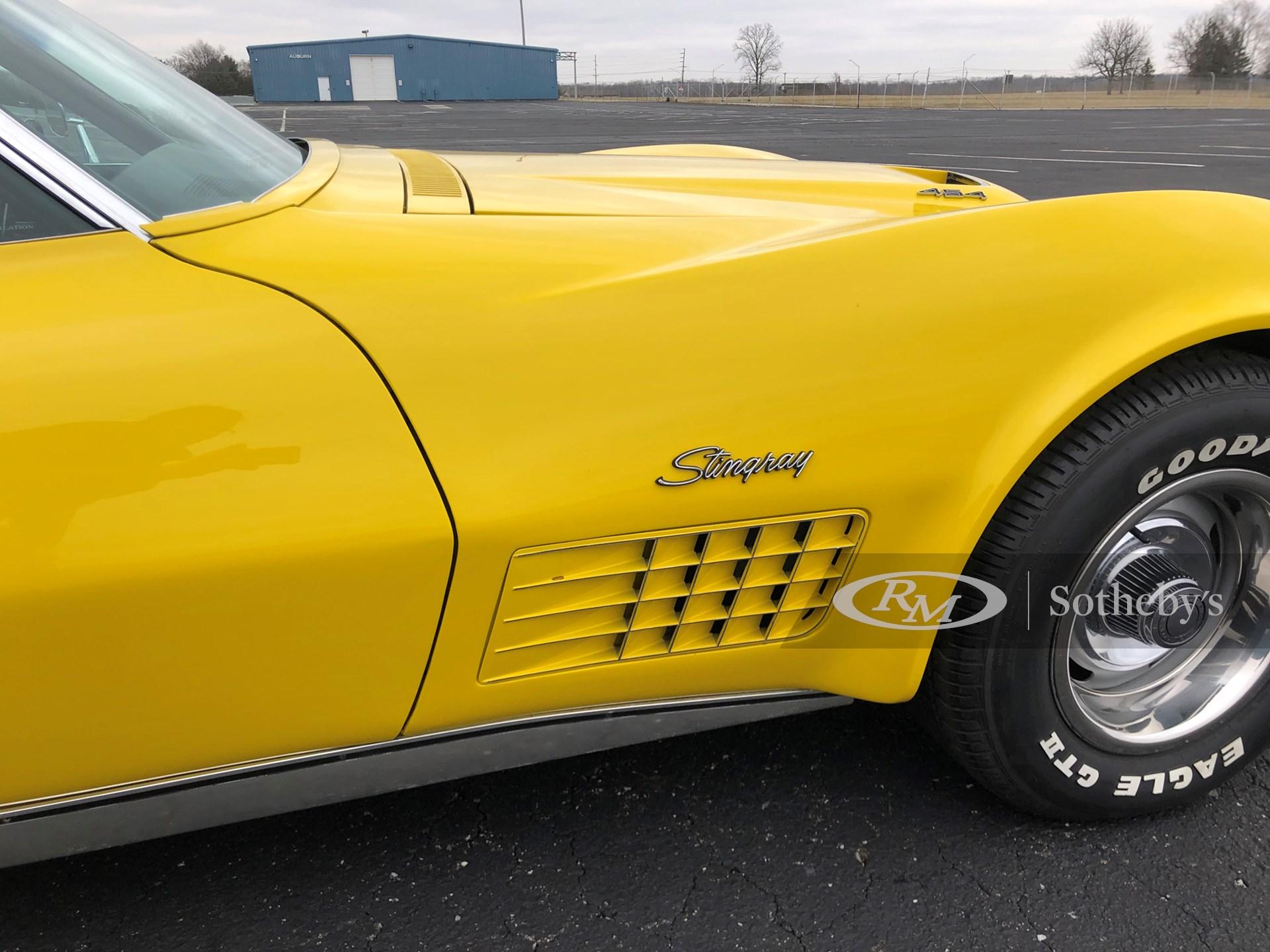 1971 Chevrolet Corvette Stingray Coupe  -