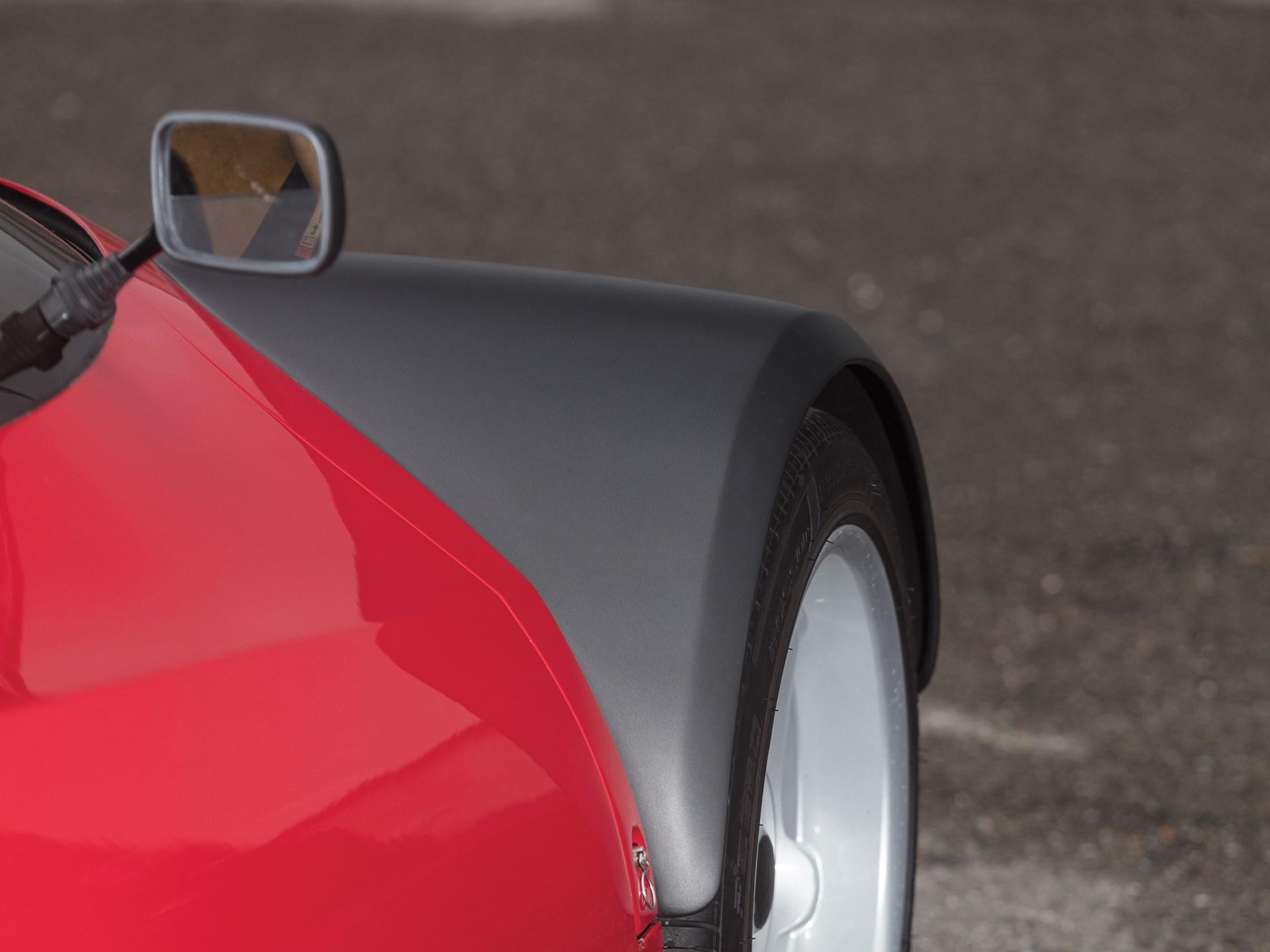 1993 Ferrari Conciso Concept by Michalak
