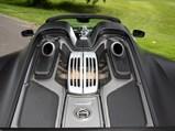 2015 Porsche 918 'Weissach' Spyder  - $