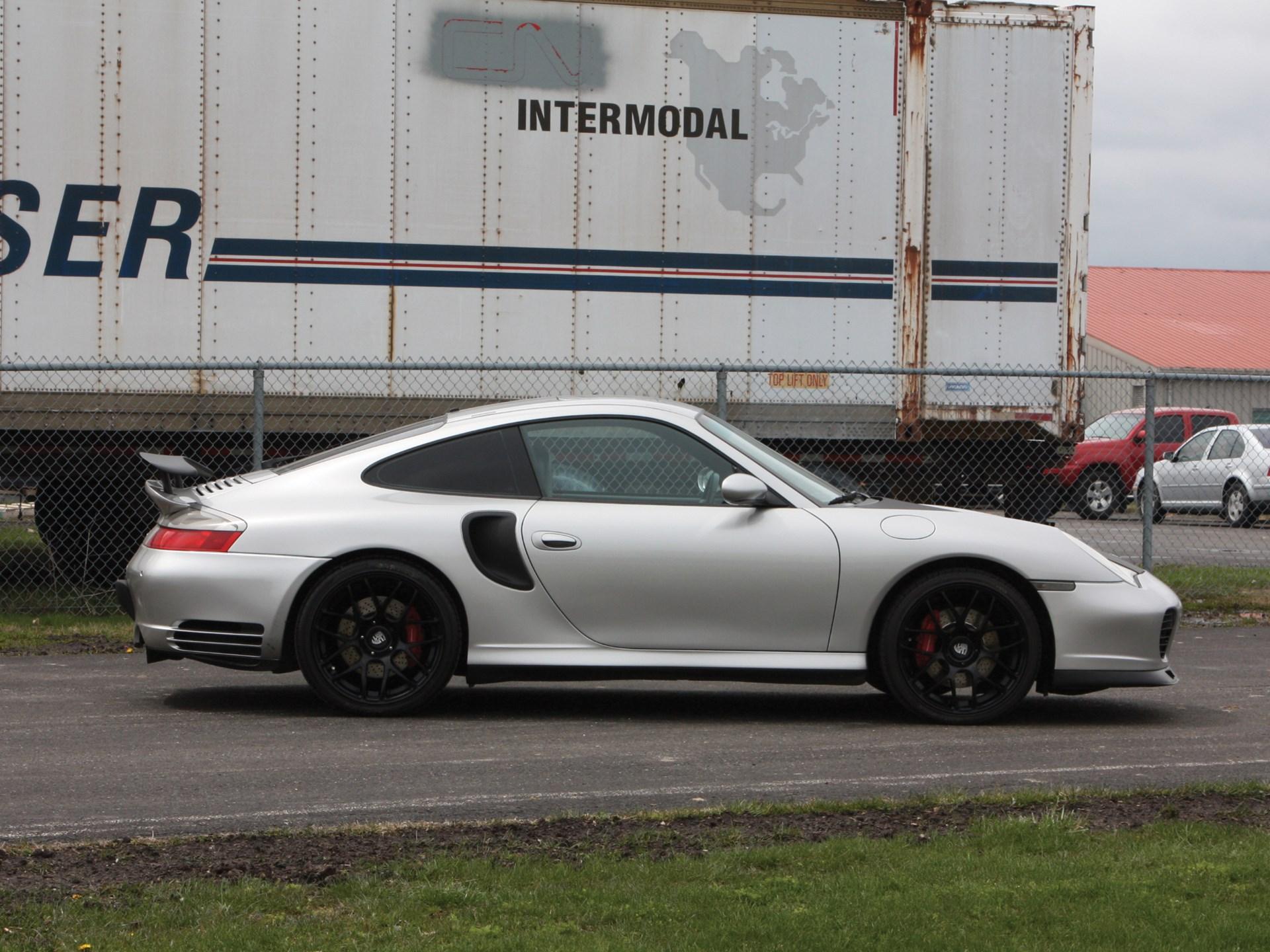 Rm Sothebys 2001 Porsche 911 Turbo Auburn Spring 2019