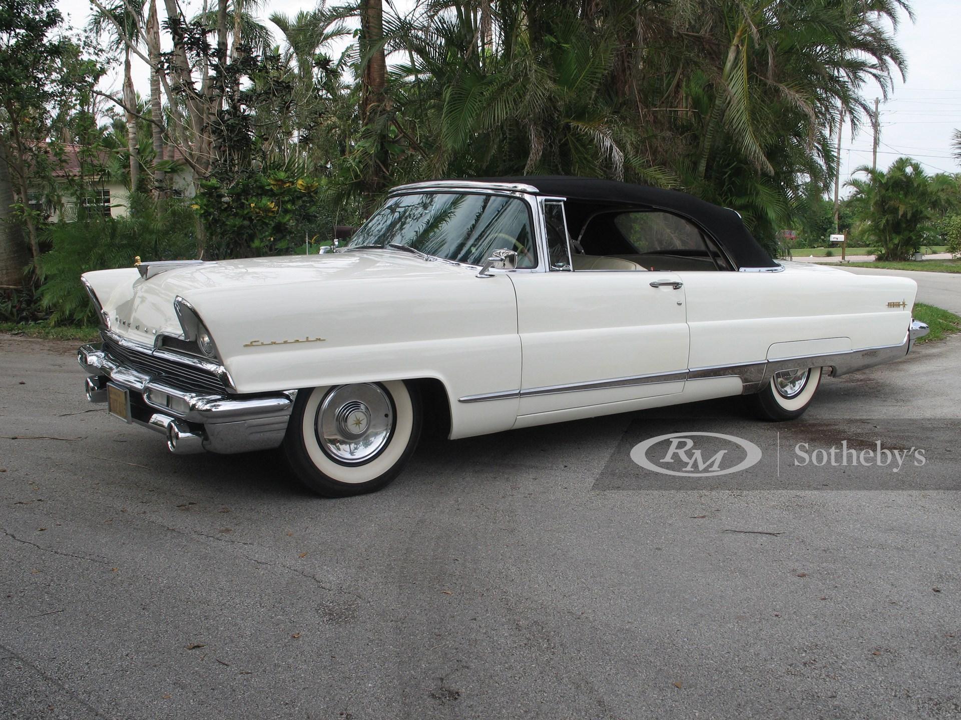 1956 Lincoln Premiere Convertible  -