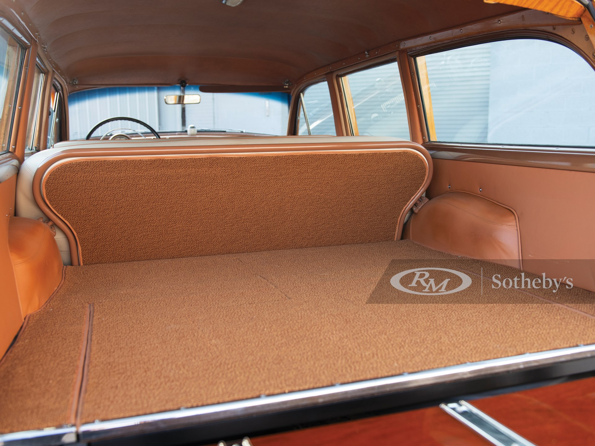 1953 Buick Roadmaster Estate Wagon  -