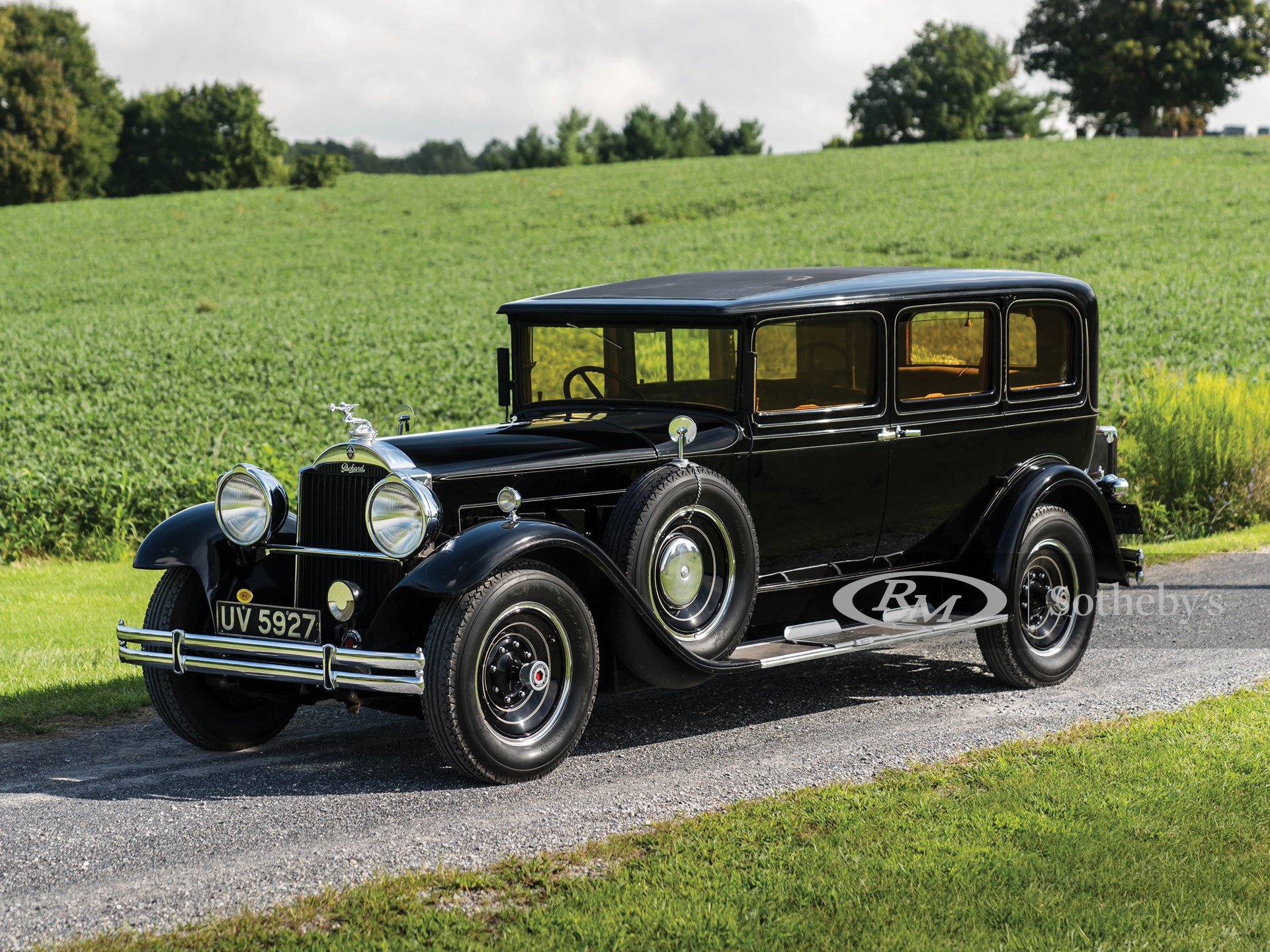 1930 Packard Custom Eight Limousine