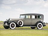 1931 Lincoln Model K Enclosed Drive Limousine by Willoughby - $