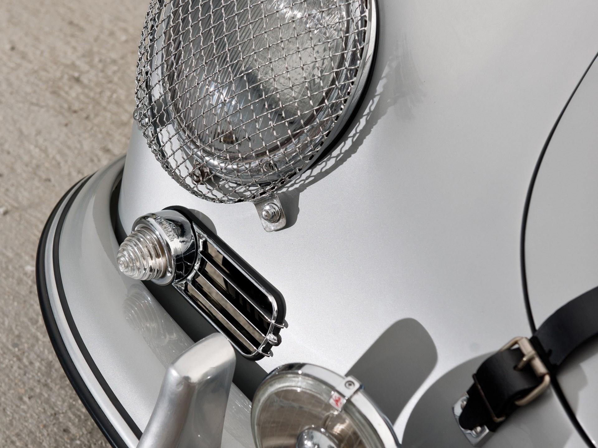 RM Sotheby's - 1959 Porsche 356A 1600 'Speedster D' by Drauz