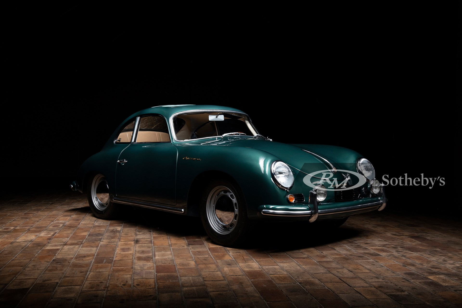 RM Sotheby's London 2020, Blog, 1955 Porsche 356 A Carrera GS Sunroof Coupé by Reutter