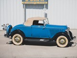 1933 Plymouth Model PC Rumble Seat Convertible Coupe  - $