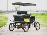 1901 Mobile Model 9 Dos-à-Dos Steam Runabout  - $