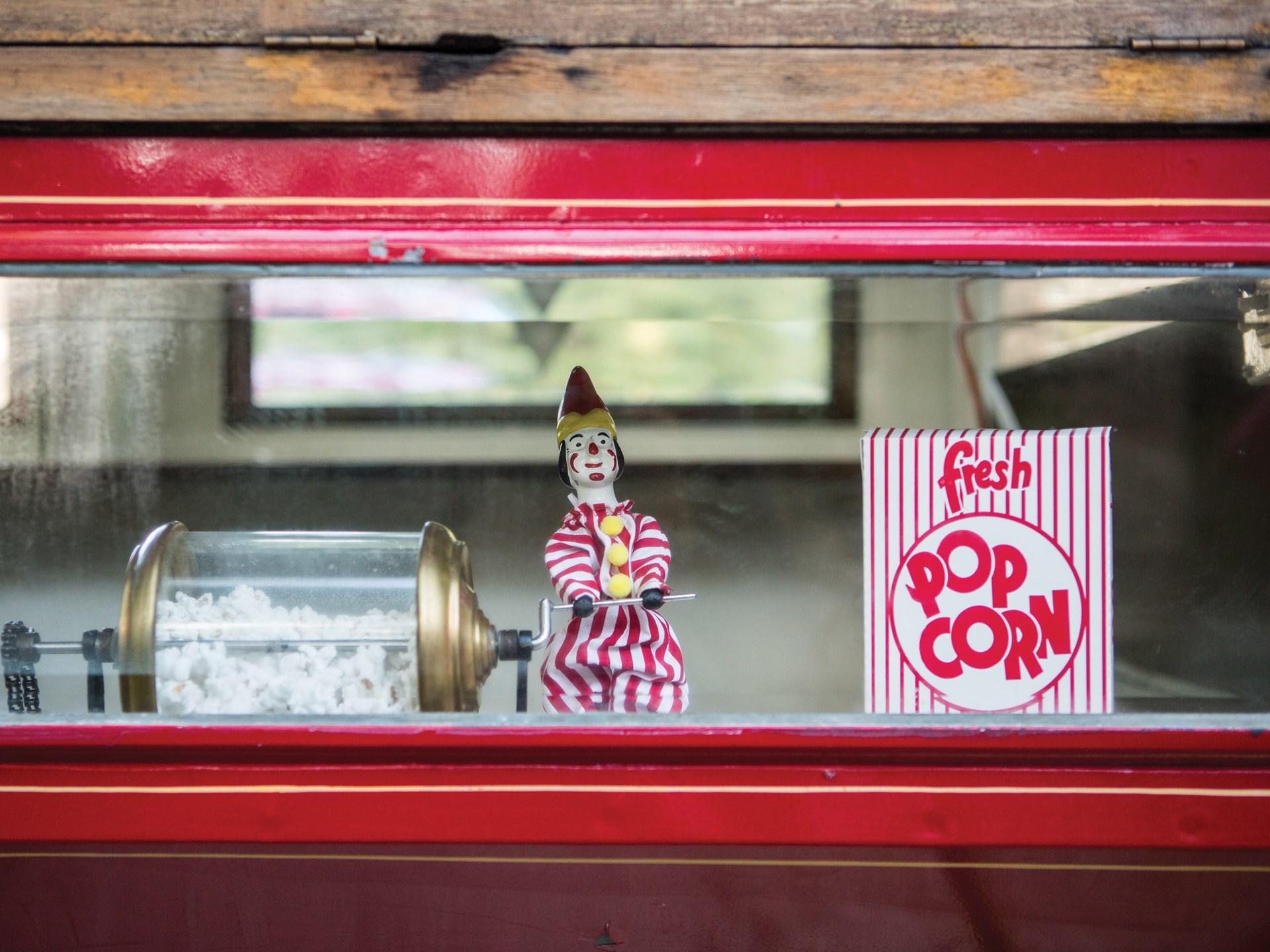 1903 Cretors Model C Custom Popcorn Wagon