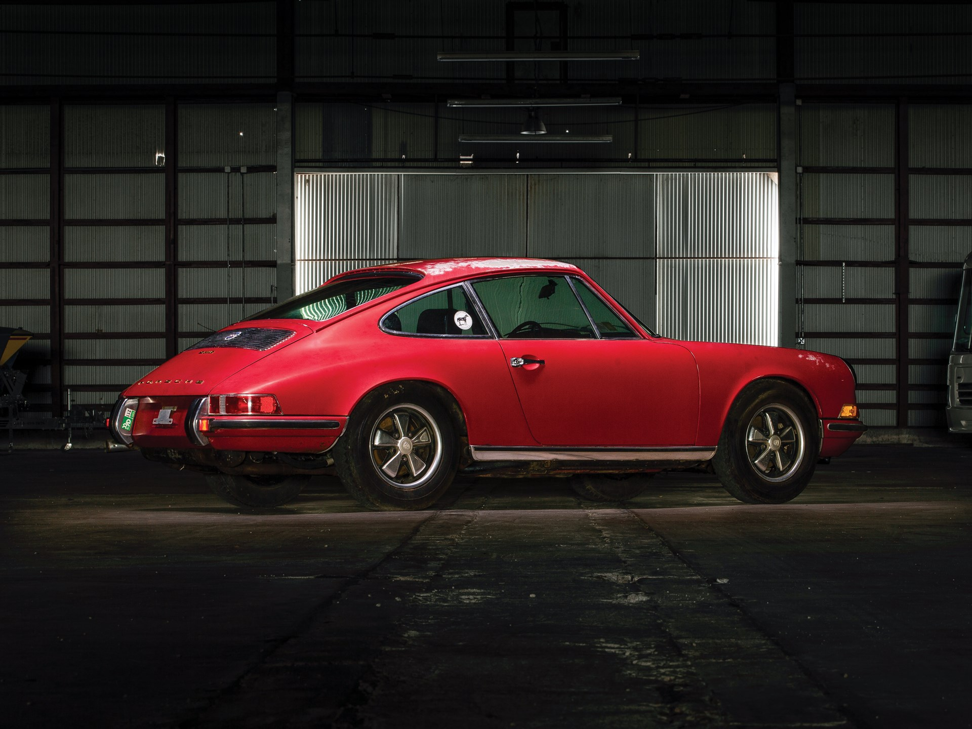 1969 Porsche 911 E Coupe by Karmann