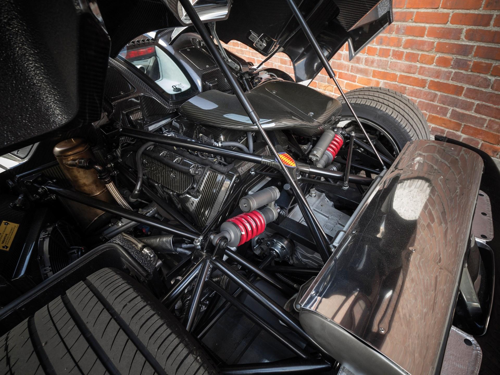 2008 Koenigsegg CCXR