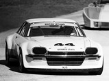 1978 Jaguar XJS Group 44 Trans-Am  - $The XJS exits the infield onto turn 1 at Daytona, the final race of the 1978 season.