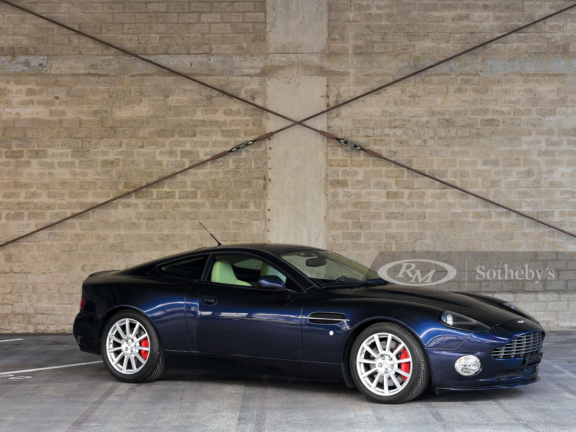 2007 Aston Martin Vanquish S Paris 2019 Rm Sotheby S