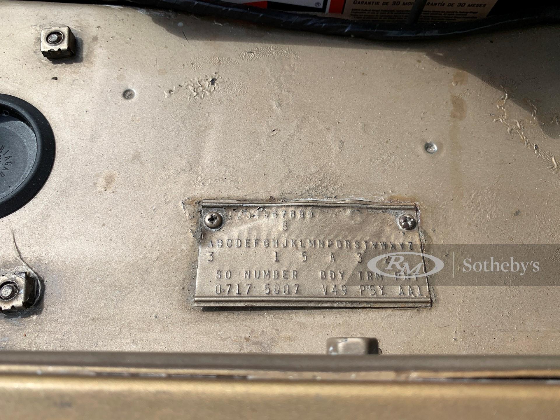 1964 Plymouth Barracuda  -