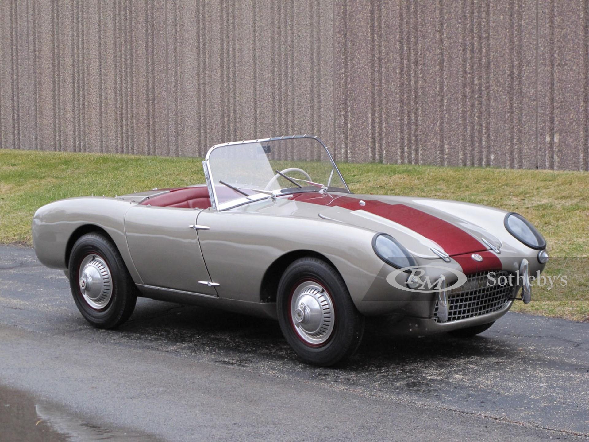 1959 Berkeley SE492