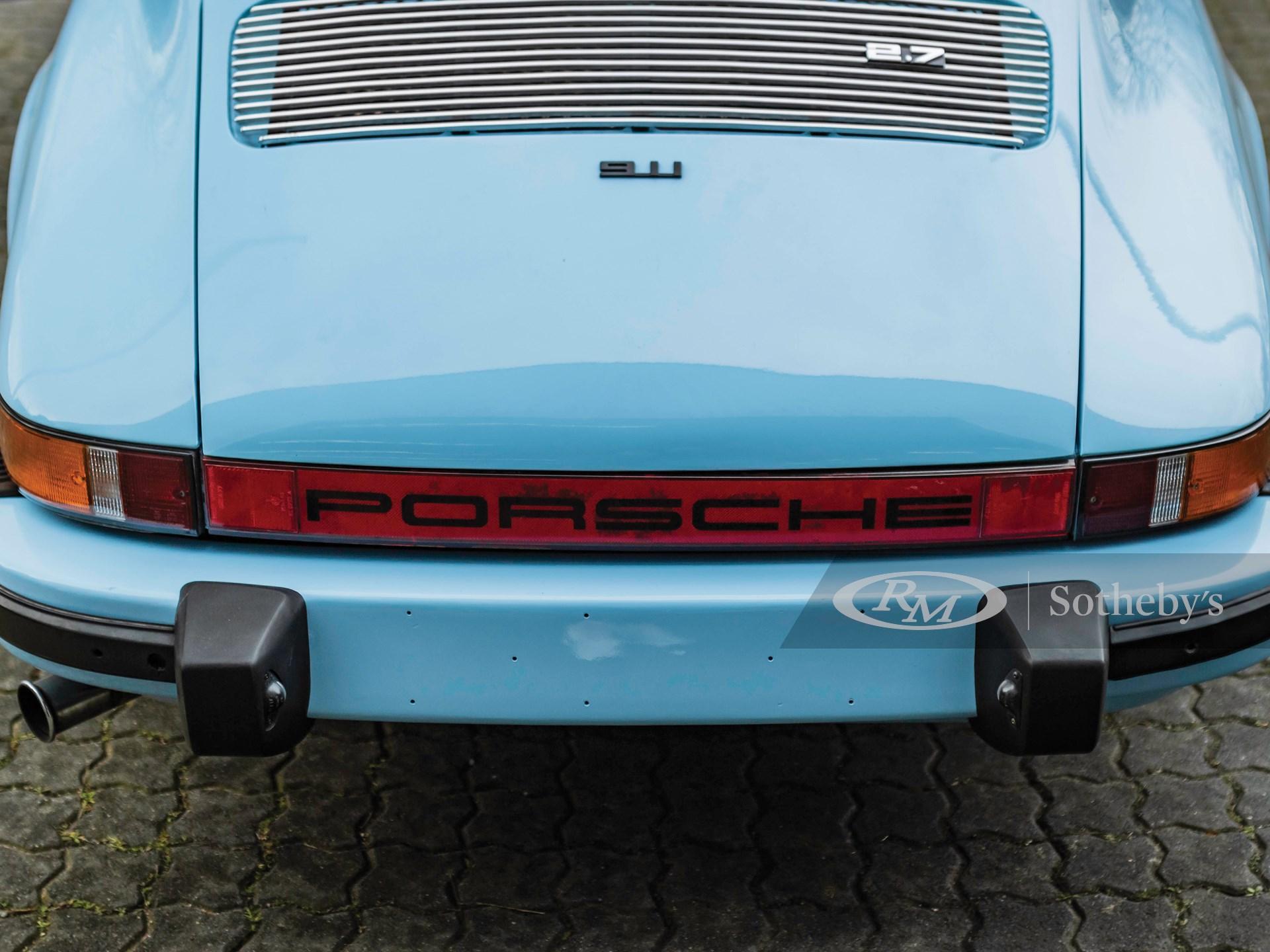 1976 Porsche 911 Targa  -